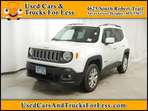 Pre-Owned 2016 Jeep Renegade  4WD