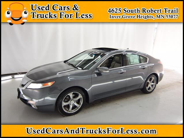 Pre-Owned 2009 Acura TL Tech AWD
