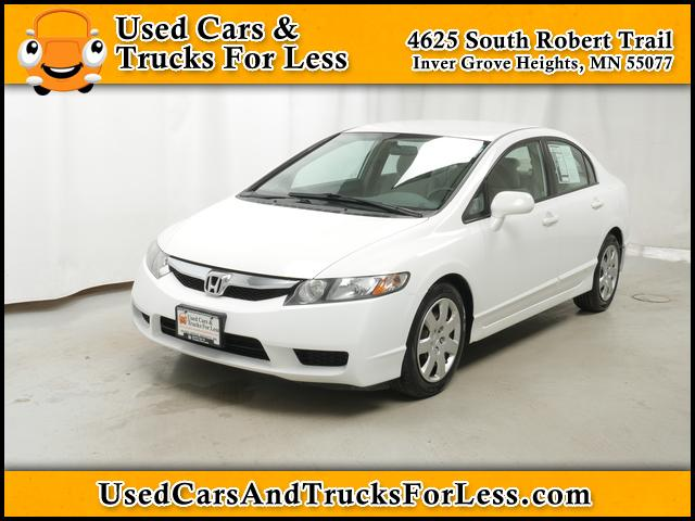 Pre-Owned 2009 Honda Civic Sdn
