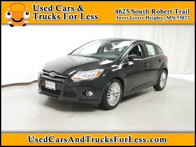 Pre-Owned 2012 Ford Focus SEL