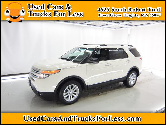 Pre-Owned 2012 Ford Explorer XLT 4WD