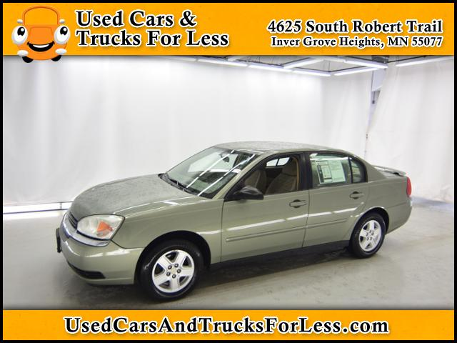 Pre-Owned 2005 Chevrolet Malibu LS FWD 4dr Car