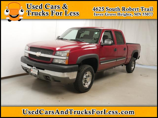 Pre-Owned 2004 Chevrolet Silverado 2500HD
