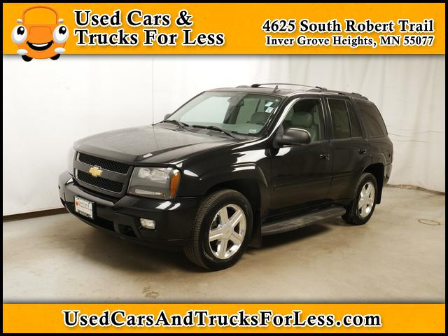 Pre-Owned 2008 Chevrolet TrailBlazer