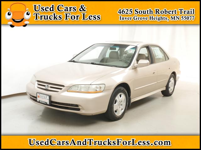 Pre-Owned 2001 Honda Accord Sdn