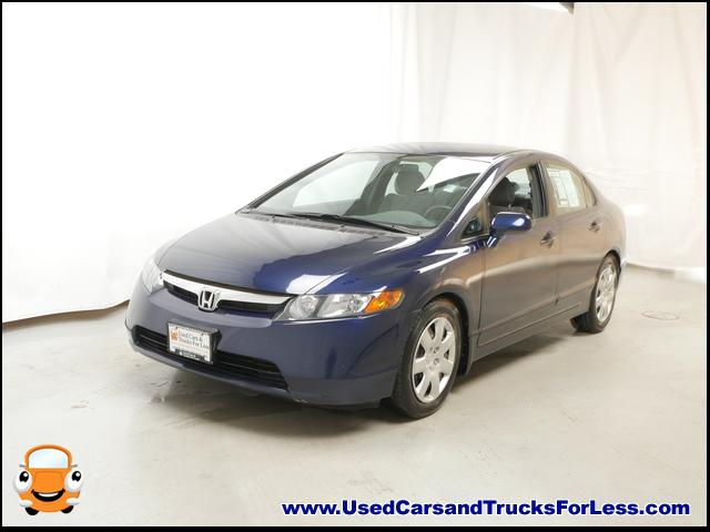 Pre-Owned 2008 Honda Civic Sdn