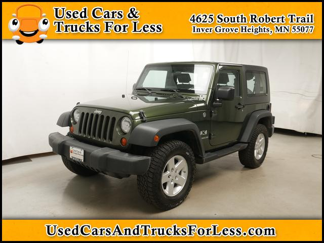 Pre-Owned 2008 Jeep Wrangler