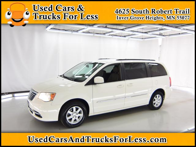 Pre-Owned 2012 Chrysler Town & Country Touring FWD Mini-van Passenger