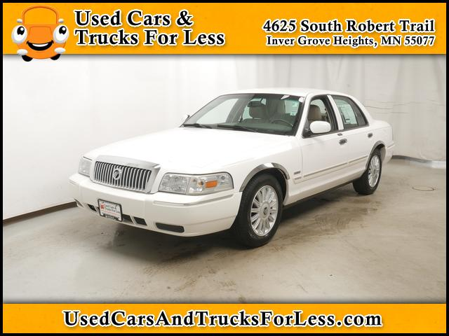 Pre-Owned 2010 Mercury Grand Marquis