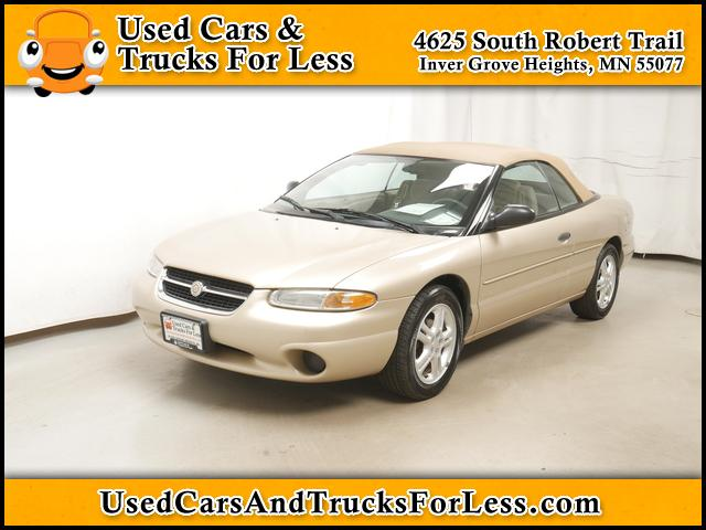 Pre-Owned 1998 Chrysler Sebring