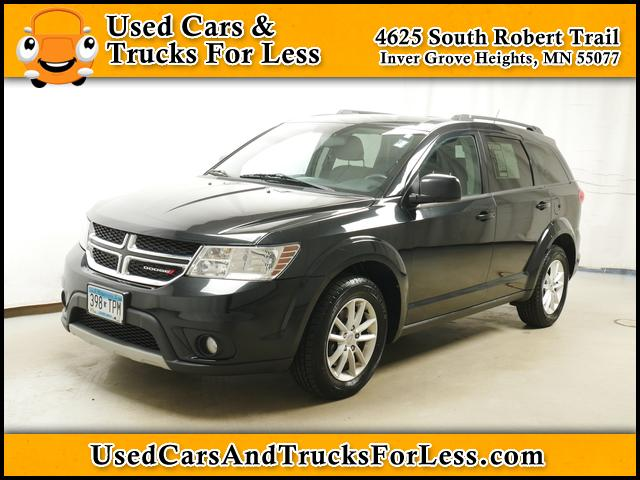 Pre-Owned 2013 Dodge Journey