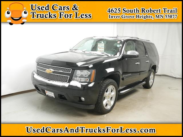 Pre-Owned 2008 Chevrolet Suburban