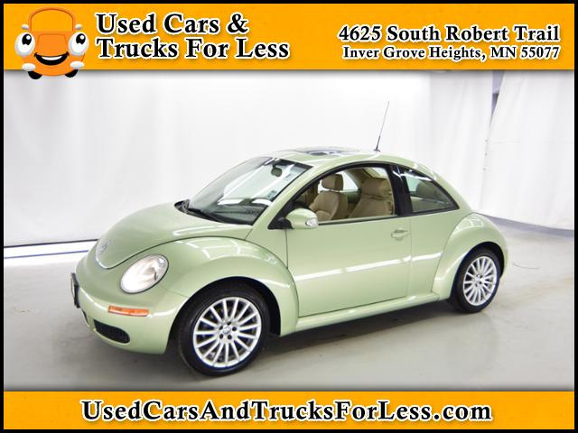 Pre-Owned 2007 Volkswagen New Beetle Coupe  FWD 2dr Car