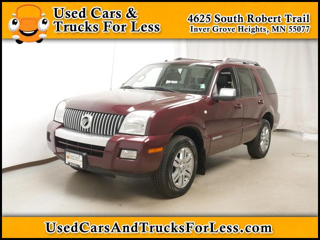 Pre-Owned 2007 Mercury Mountaineer  AWD