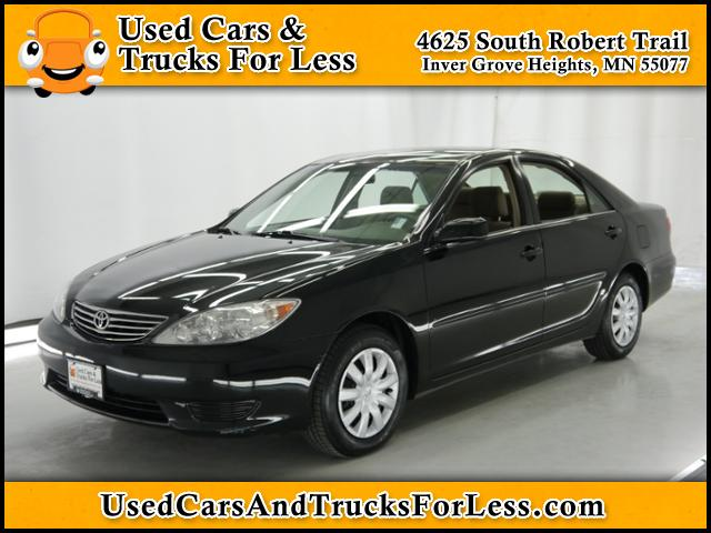 Pre-Owned 2006 Toyota Camry LE FWD 4dr Car
