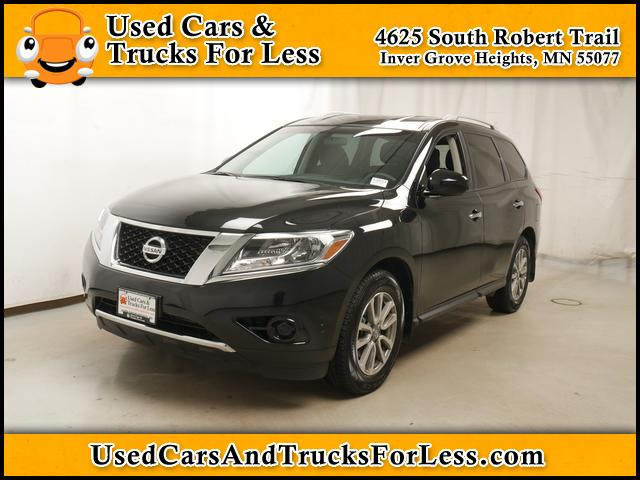 Pre-Owned 2015 Nissan Pathfinder