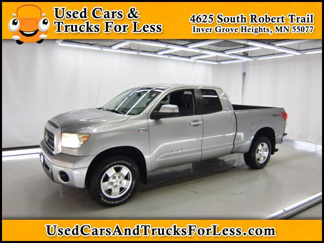 Pre-Owned 2007 Toyota Tundra LTD 4WD