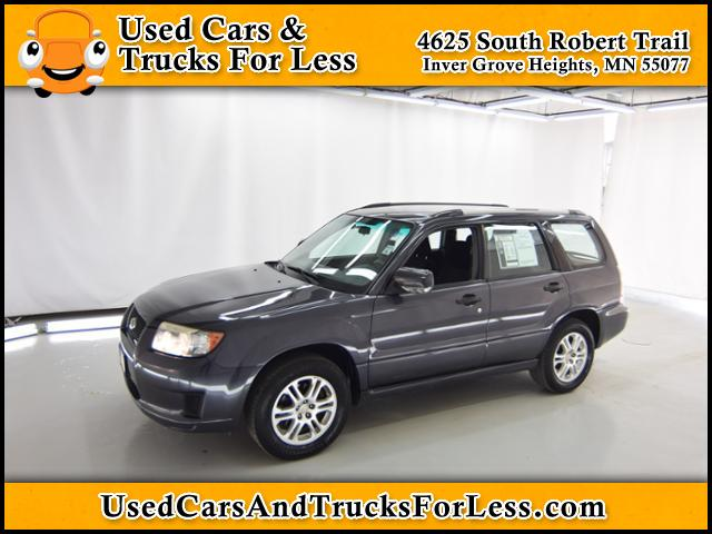 Pre-Owned 2008 Subaru Forester Sports X AWD
