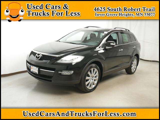 Pre-Owned 2008 Mazda CX-9  AWD