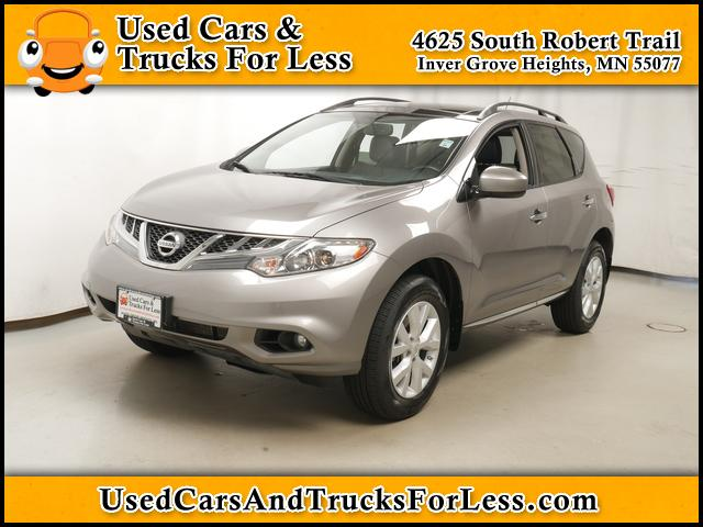 Pre-Owned 2011 Nissan Murano