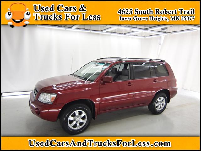 Pre-Owned 2005 Toyota Highlander  4WD