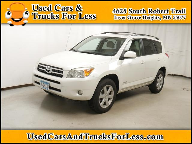 Pre-Owned 2006 Toyota RAV4  4WD