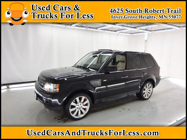 Pre-Owned 2010 Land Rover Range Rover Sport SC 4WD