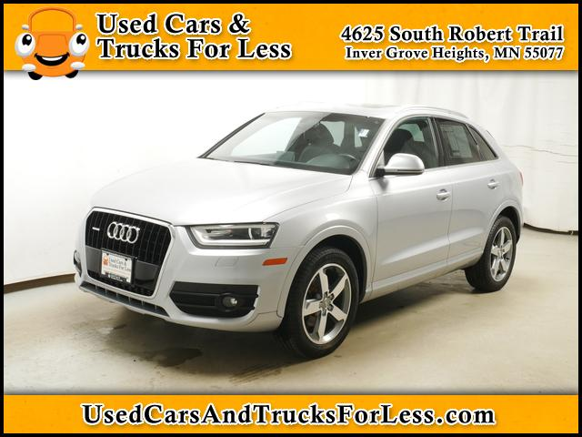 Pre-Owned 2015 Audi Q3