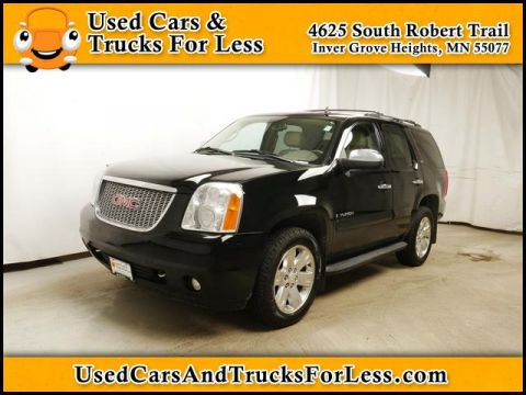 Pre-Owned 2008 GMC Yukon 4WD