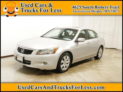 Pre-Owned 2010 Honda Accord FWD Sedan