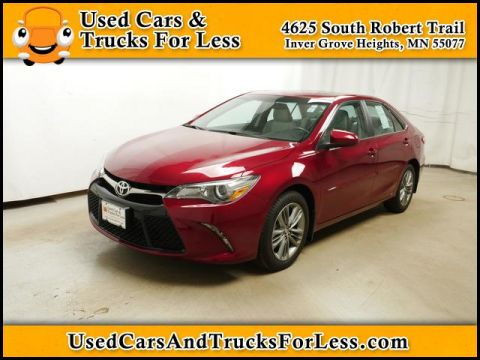 Pre-Owned 2016 Toyota Camry FWD Sedan